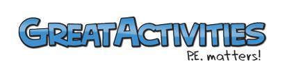 Great Activities- PE Matters