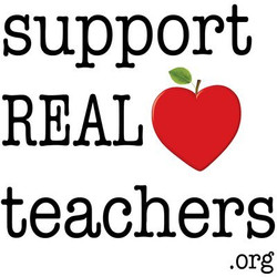 Support Real Teachers