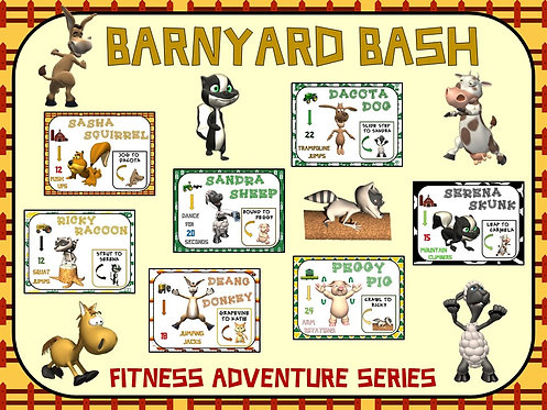 Fitness Adventure Series- Barnyard Bash