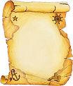 Pirate Treasure Map Graphic