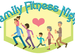 Getting Your Families Active with Family Fitness Nights by Eric Turrill