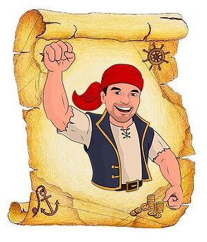 The PE Pirate Scroll