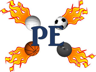 Feeding Your Fire for Physical Education by Nancy Blake