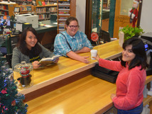 Overdue Brew Serves Up Coffee with a Side of Books