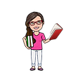 Bitmoji With Books.png