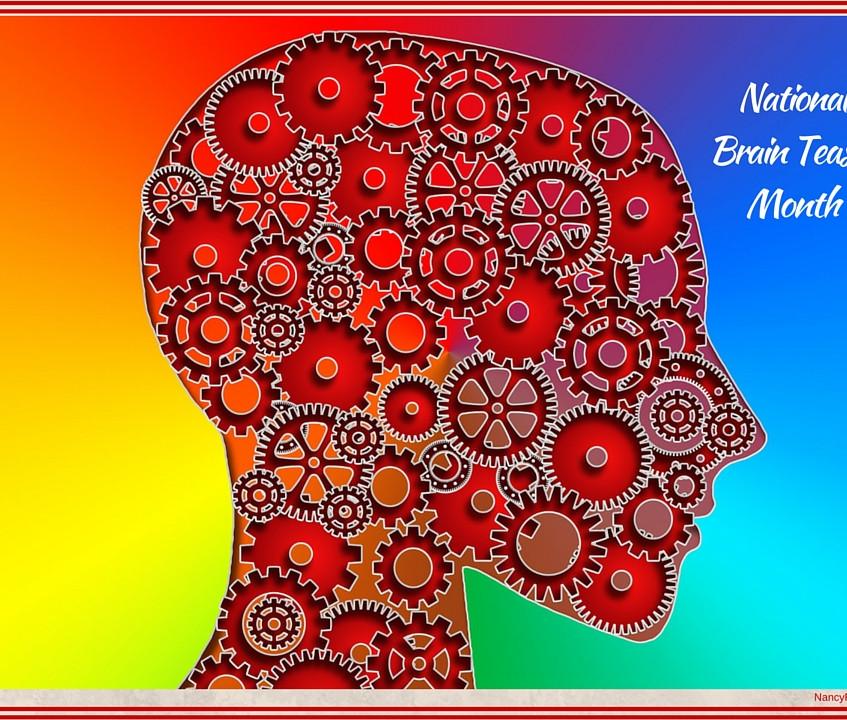 National-Brain-Teaser-Month