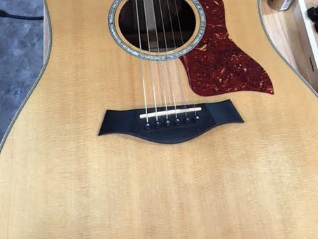 Taylor 810ce Needed Love