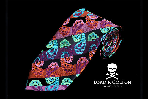 Lord R Colton Masterworks Portofino Woven Necktie