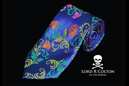 Lord R Colton Masterworks Positano Woven Necktie