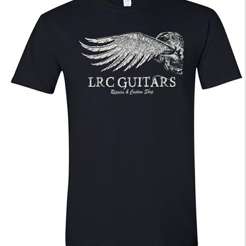 LRC Guitars Winged Skull Tee