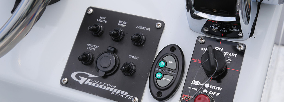 Console Switch Panel