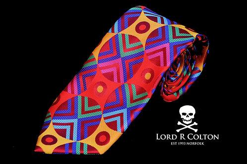 Lord R Colton Masterworks Atrani Woven Necktie