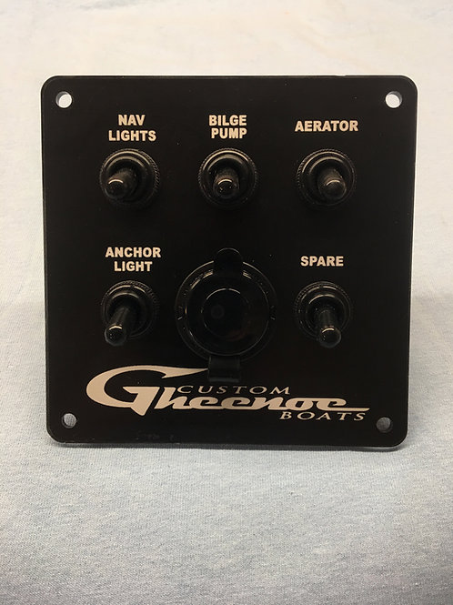 Switch Panel Square