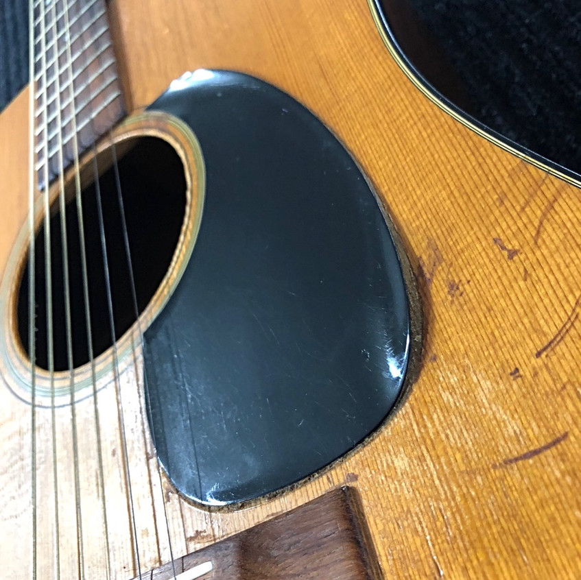 Pick Guard Replacement