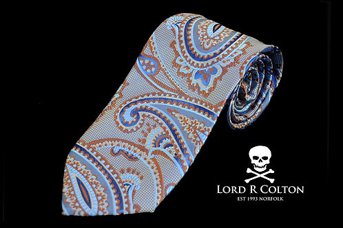 Lord R Colton Masterworks Lerici Woven Necktie