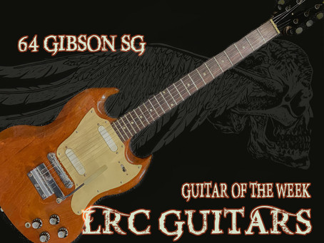 Guitars of the Week - A new type of blog.