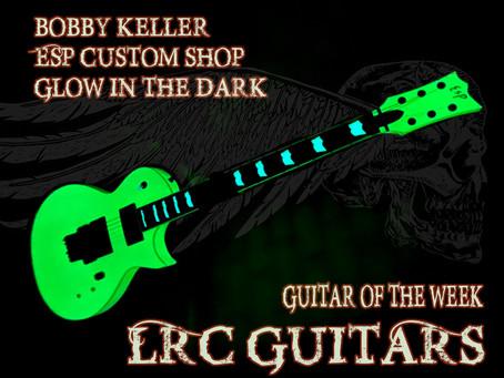 Bobby Keller Custom Shop ESP Signature Glow