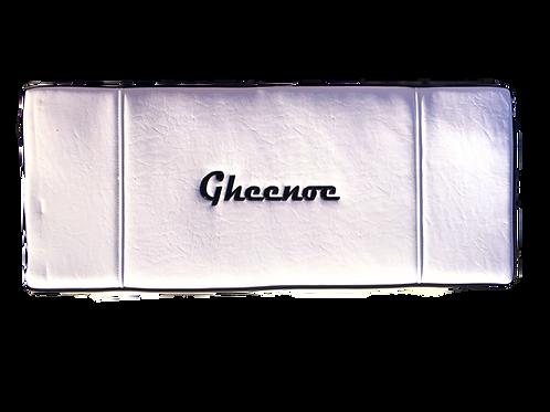 Back Bench Cushion White