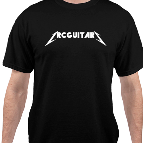 LRC Guitars Metallica Logo Tee