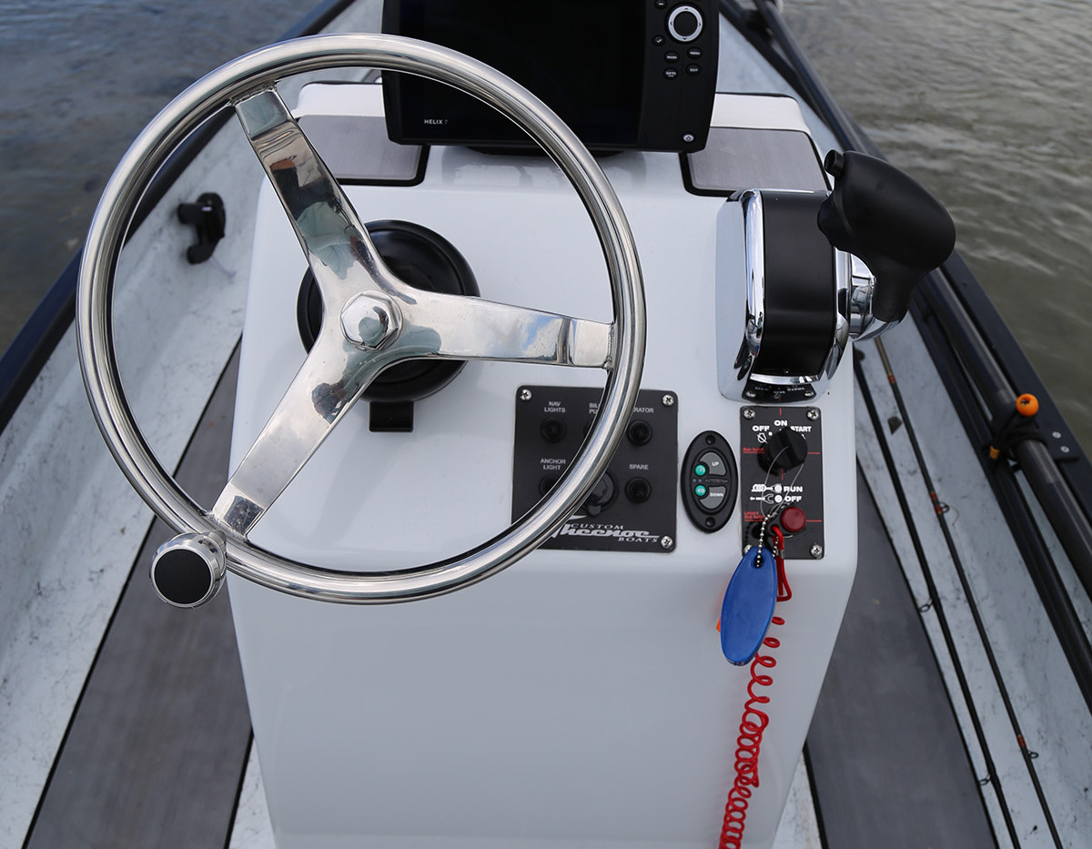 Center Console Option