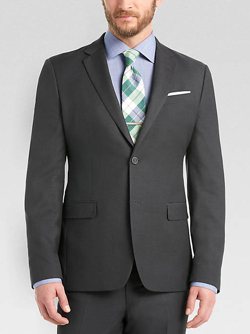 Lord R Colton Charcoal Hampshire Glenn Super 150 Wool Suit