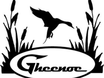 Gheenoe Pintail Sticker