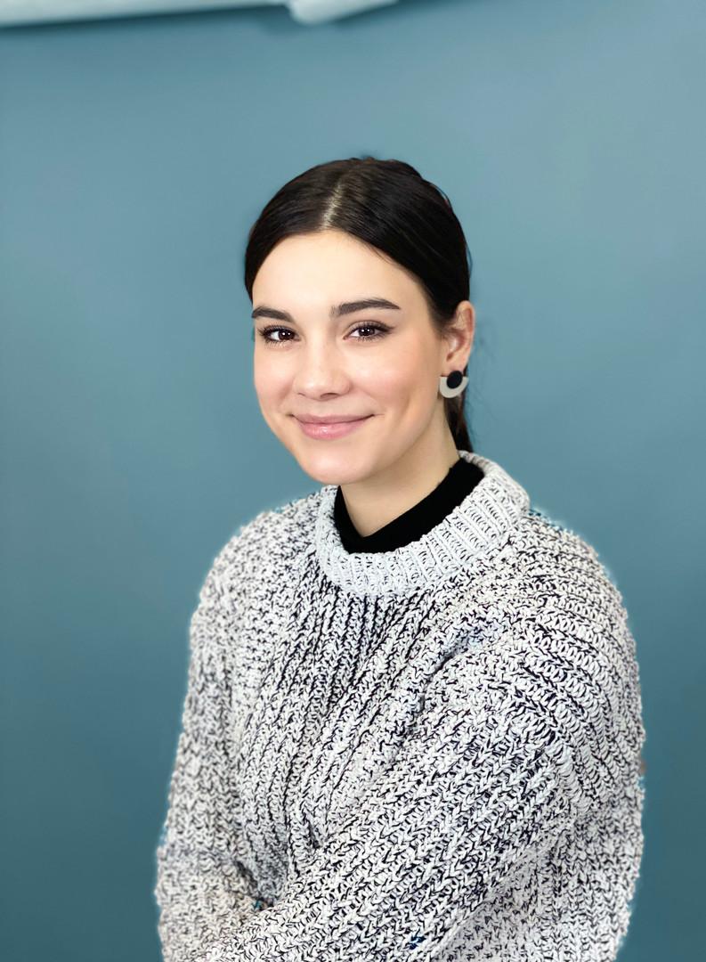Rylie Kate gray half circle earrings.jpg