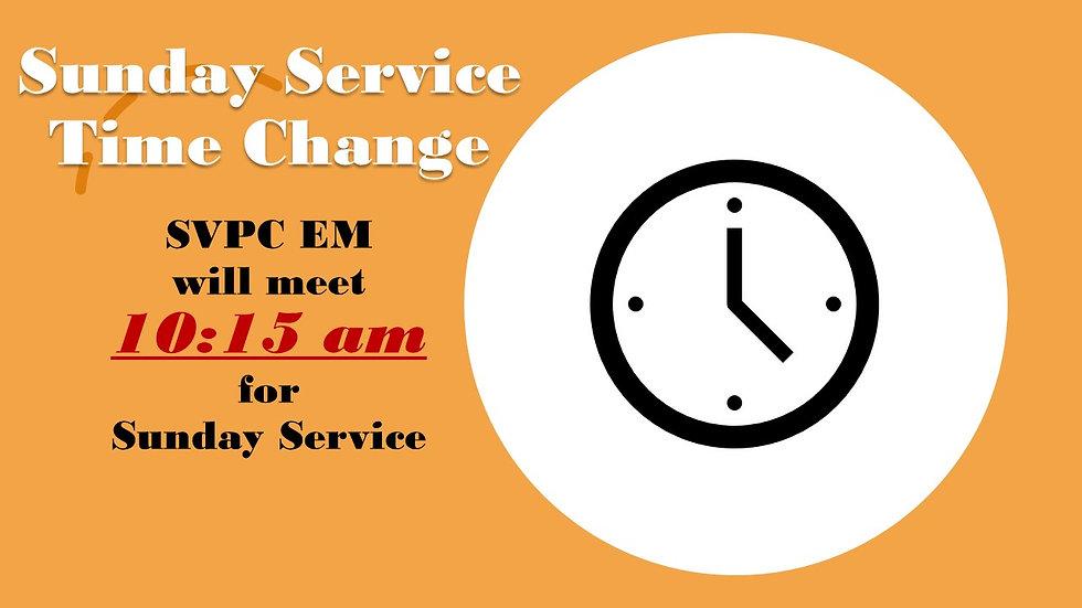 Sunday Service time change.jpg