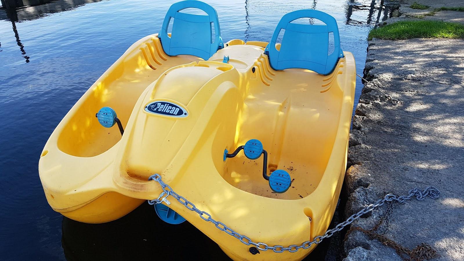 Paddle Boat #1