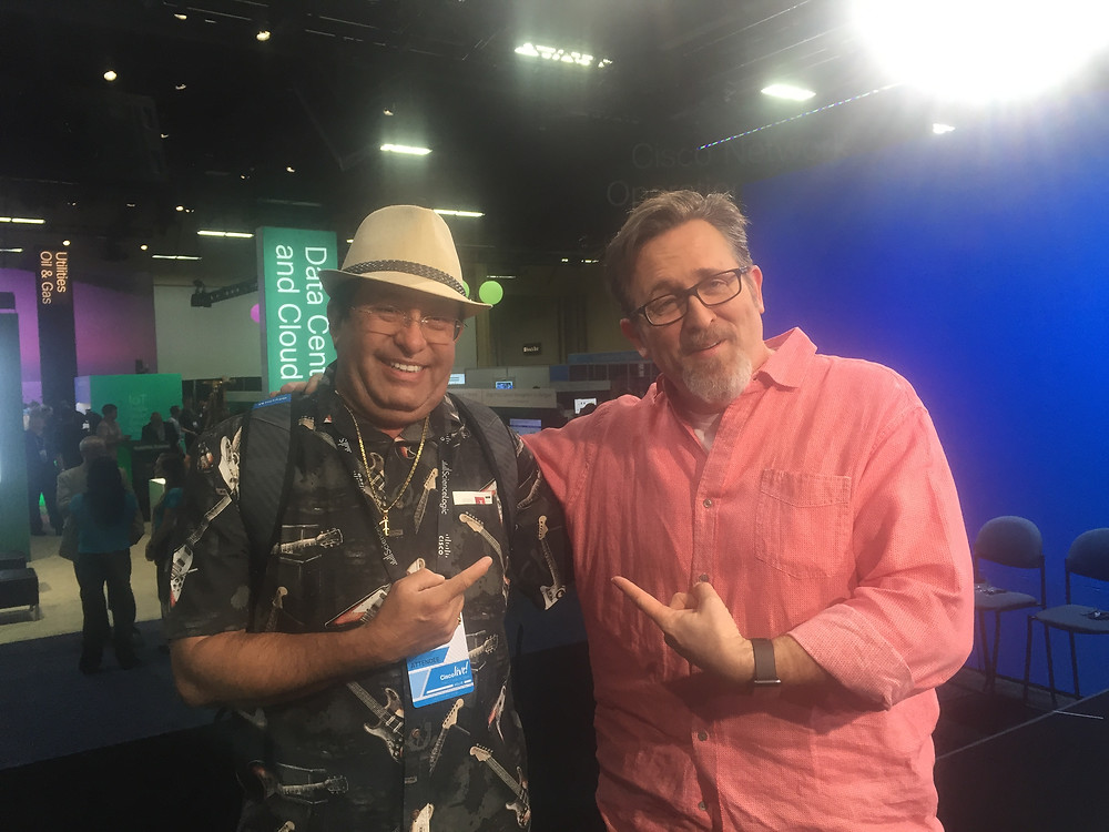 With Robb at CLUS 2016