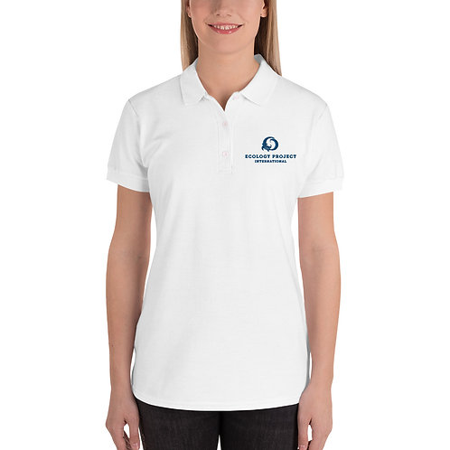 Embroidered EPI Women's Polo Shirt