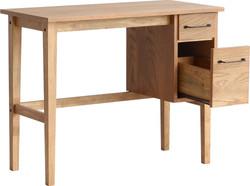 RA desk open