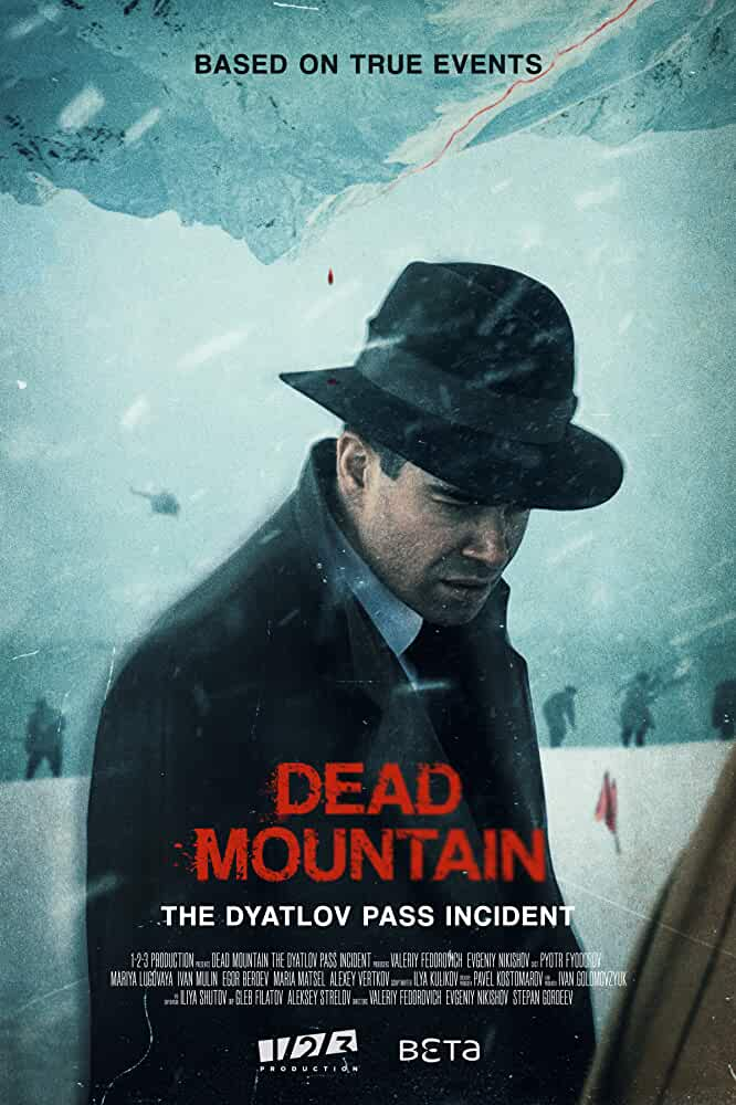Dead Mountain The Dyatlov Pass Incident.