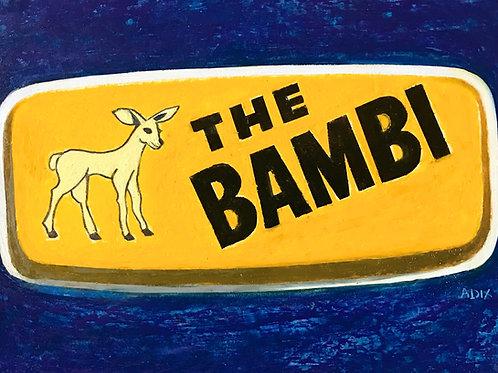 David  Adix • The Bambi Bar