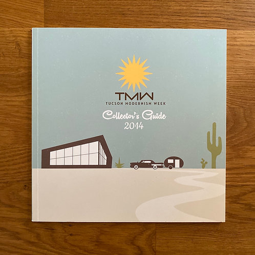 Tucson Modernism Week Collector's Guide 2014