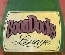 Boondocks Lounge, David Adix