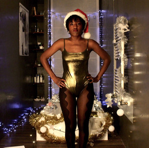 How Blackie Stole Christmas