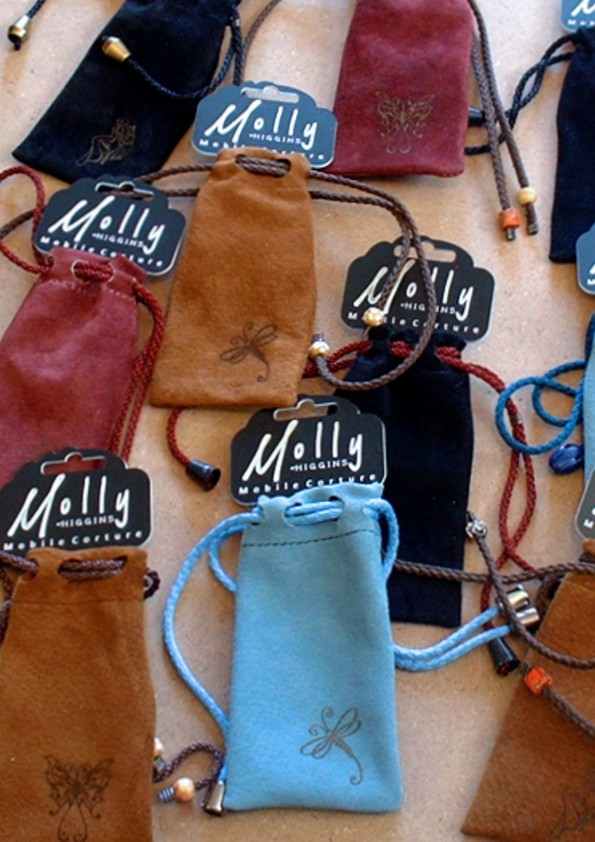 Molly Higgins Pouches