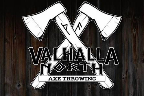 Axe Throwing Session for 2