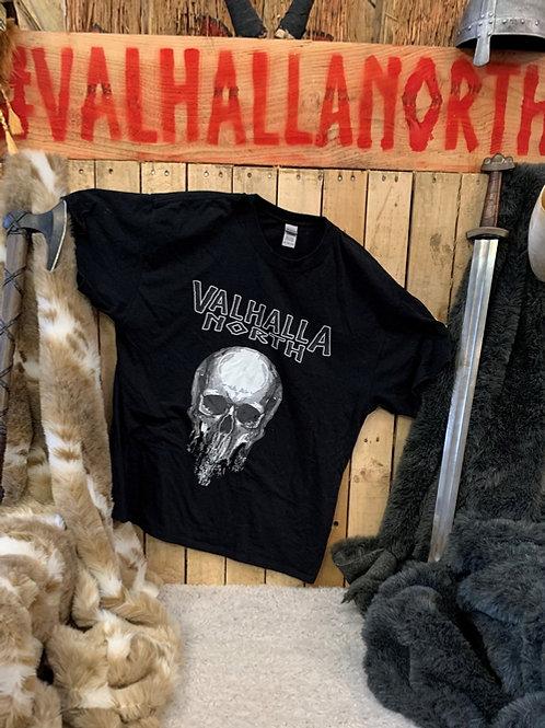 Valhalla North Drippy Skull T-Shirt