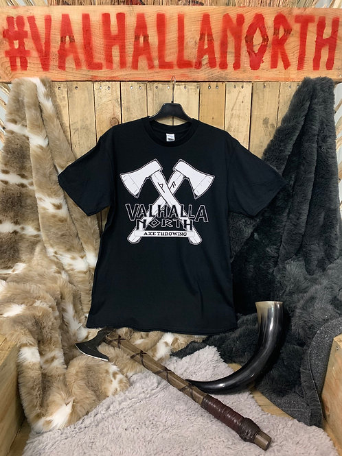 Valhalla North Logo T-Shirt