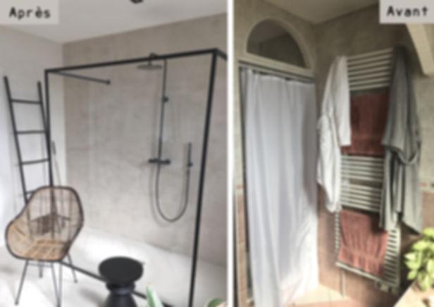 Avant Apres salle de bains 2 - Nuances D