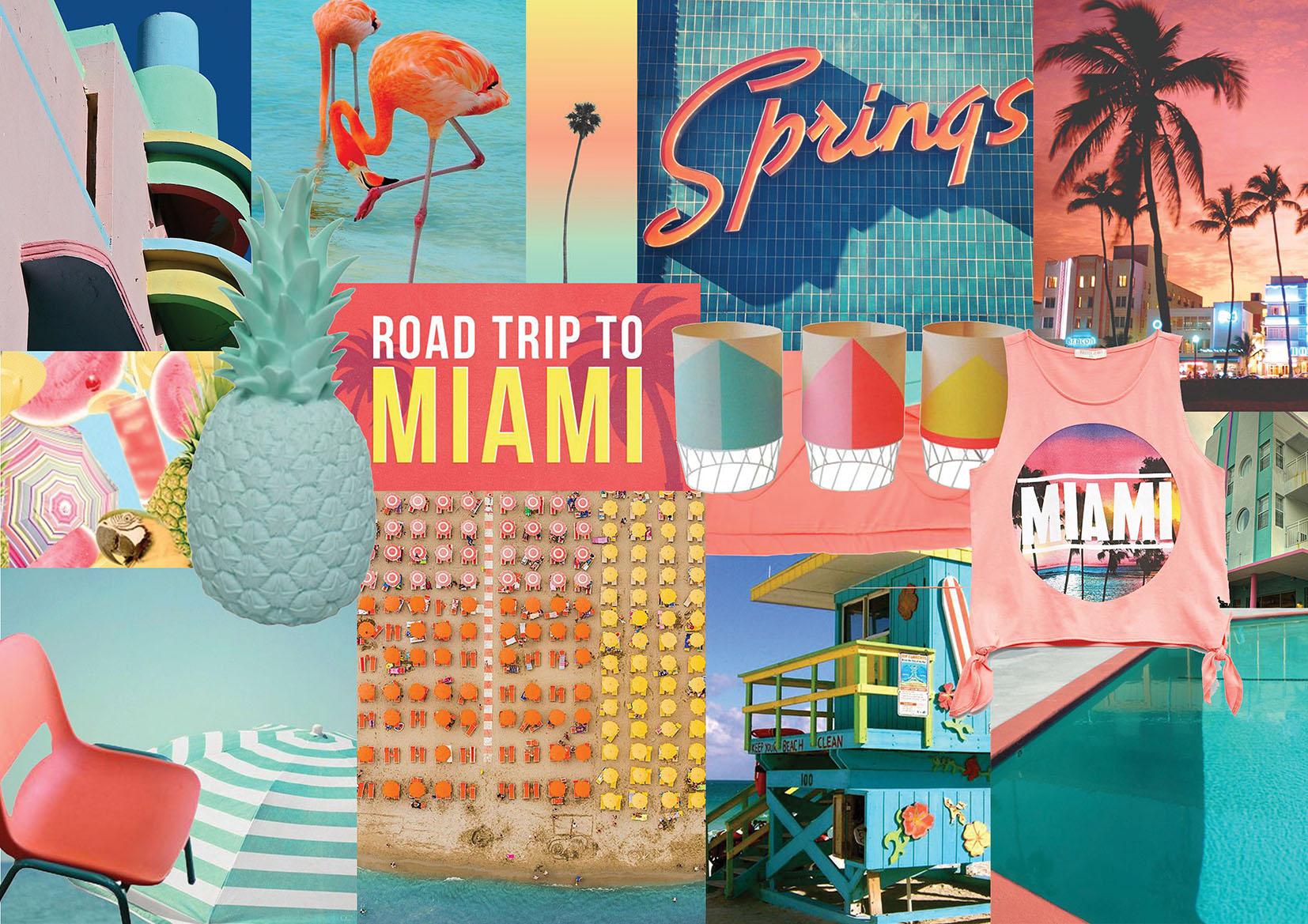Miami Beach - Planche Univers
