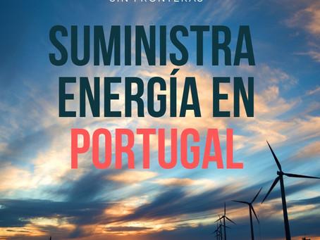Suministra energía en Portugal