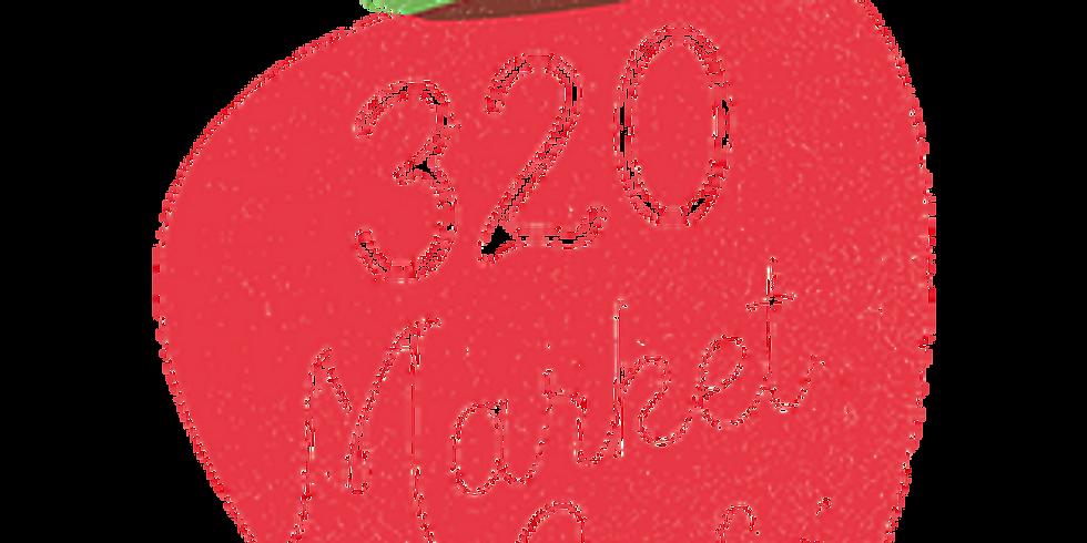 Pop-Up Tasting @320 Market Cafe