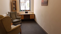 Welcoming Counselling Room, Bradford