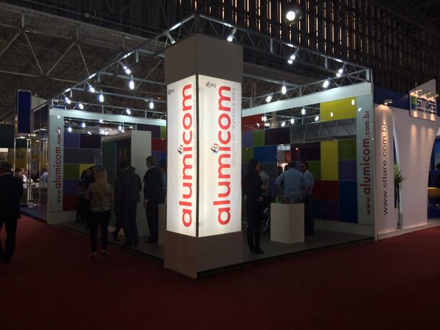 Stande Alumicom | Formóbile | Anhembi