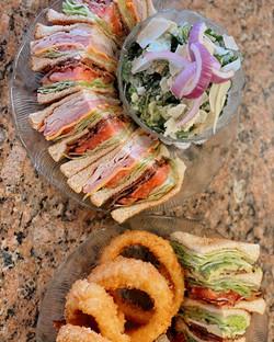 Ham & Turkey BLT Special