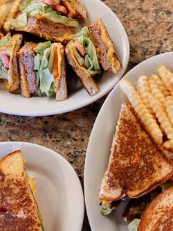 Burger Club Special