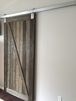 Barn Door Temecula